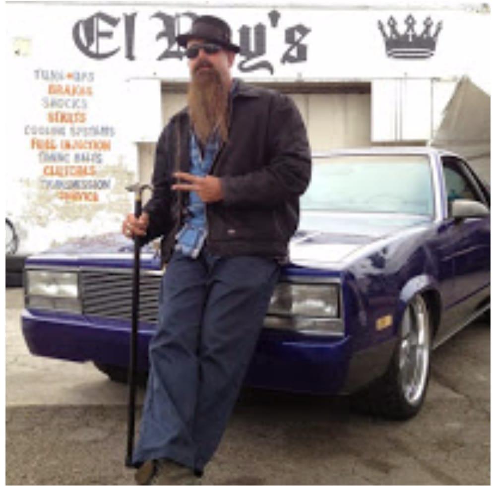 El Rey's Garage