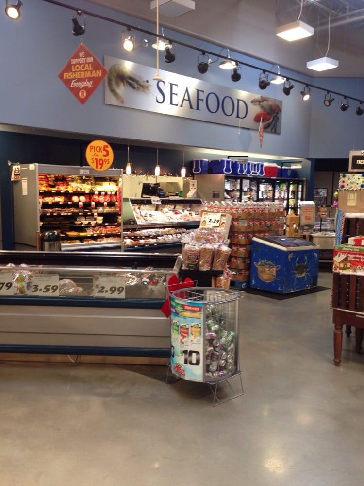 Rouse's Supermarket: 1428 Crescent Ave, Lockport, LA
