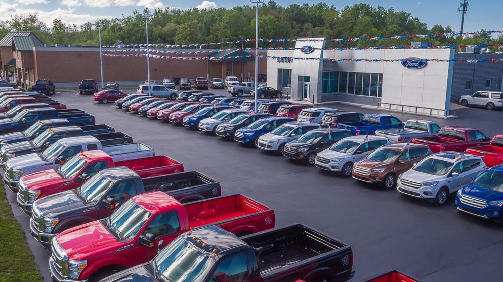 Shepard Ford Autohaus 20 Eastern Blvd Canandaigua Ny
