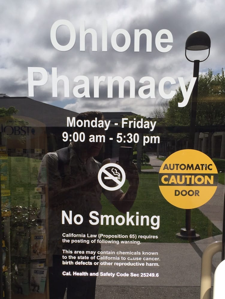 Ohlone Pharmacy At Kaiser: 2674-2826 Walnut Ave, Fremont, CA