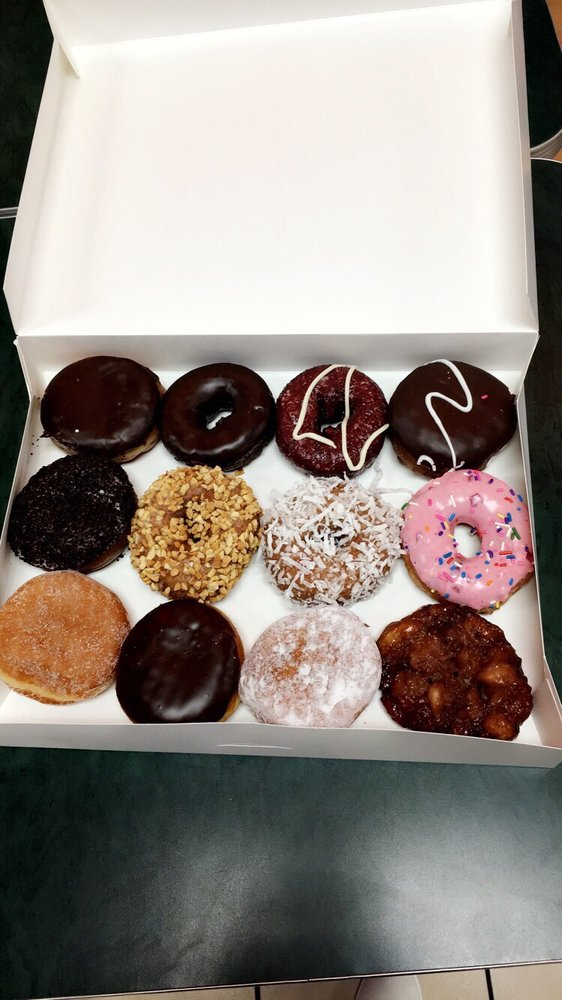 Cafe Donuts: 11175 Commerce Dr N, Champlin, MN