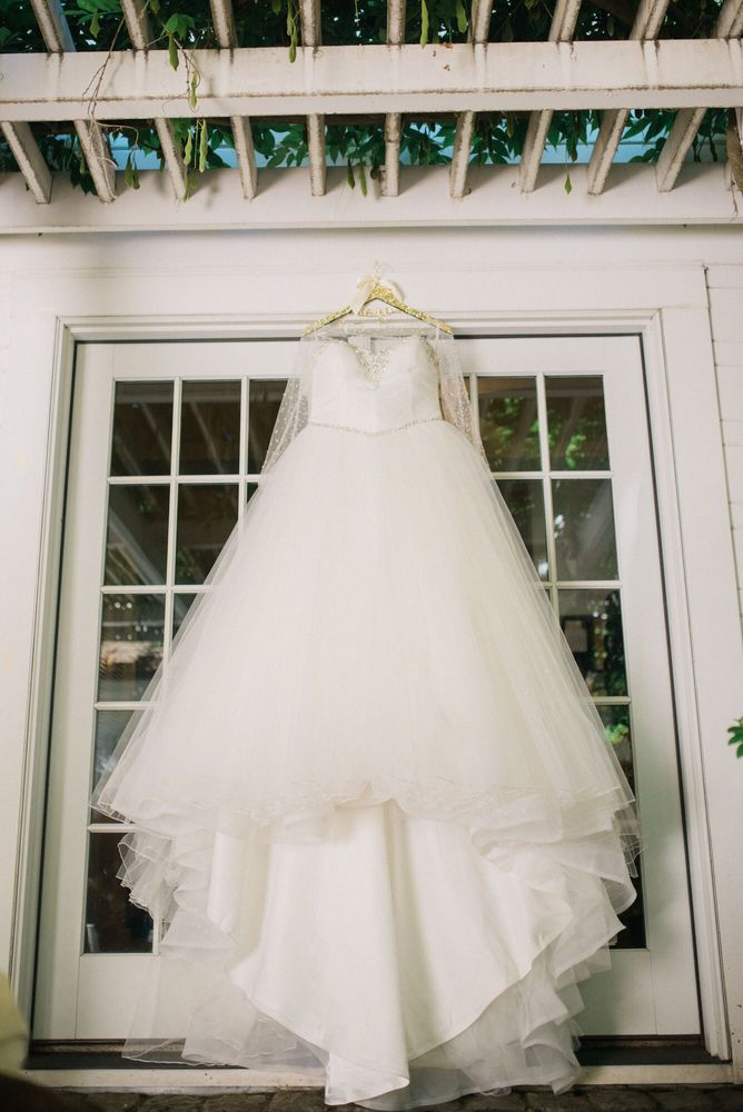 They Helped Make My Dreams Come True By Completing My Wedding Dress