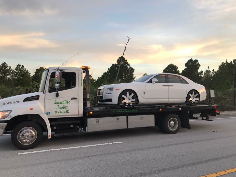 Incredible Towing: 90791 Old Hwy, Tavernier, FL
