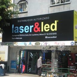 Laser led casa y jard n colonia centro centro for Telefono casa jardin