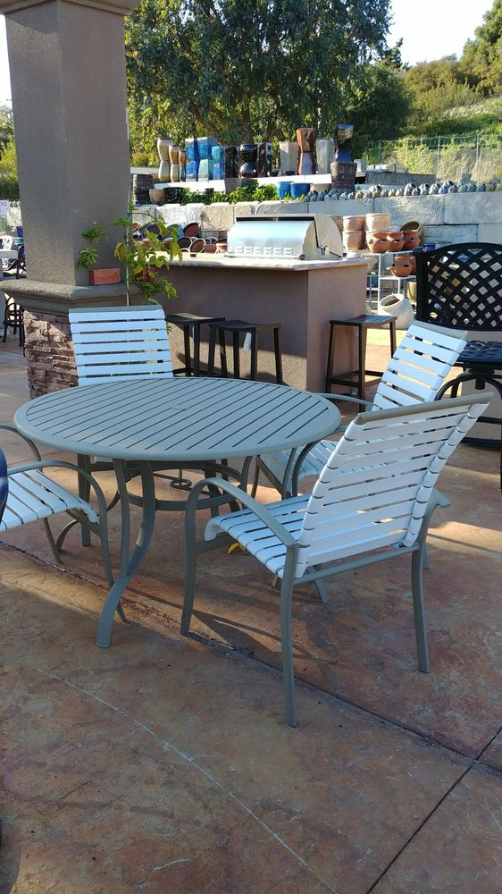 Fabulous Patio Furniture Plus Closed 32 Photos Outdoor Download Free Architecture Designs Intelgarnamadebymaigaardcom