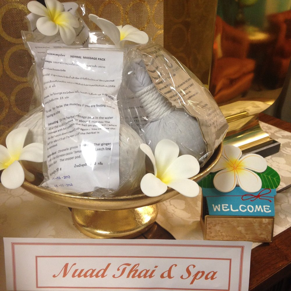 Massage Relax And With Thai Herb Medicine Therapeutic Yelp