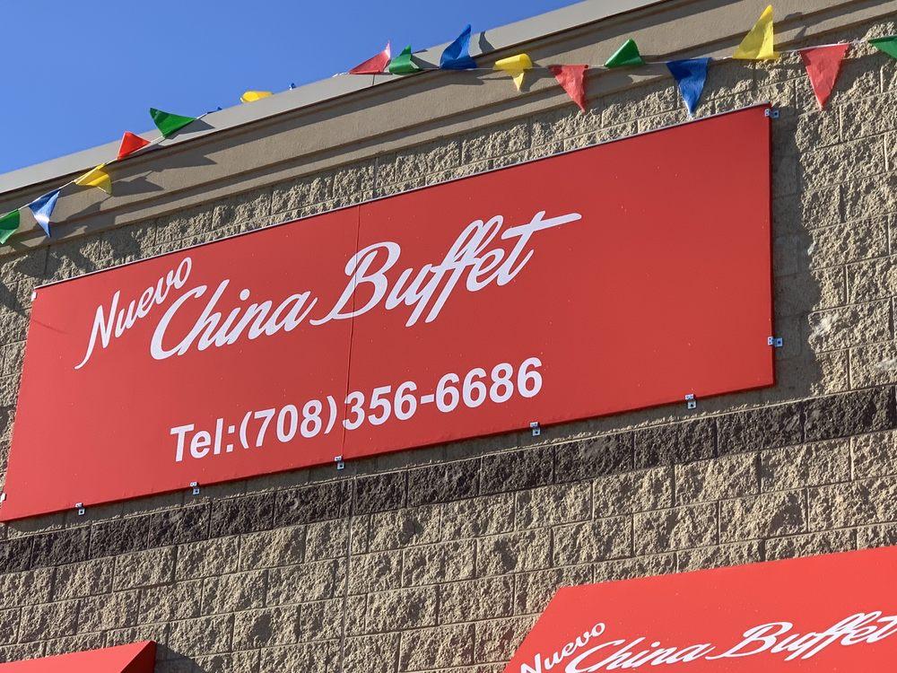 Nuevo China Buffet: 139 W North Ave, Northlake, IL