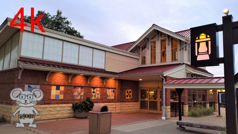 Eastbound I-80 Cedar County Rest Area #3: Eastbound I-80, Wilton, IA