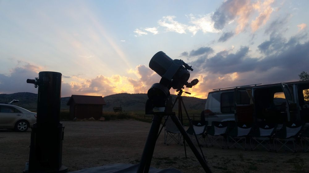 Elevated Astronomy: Boulder, CO