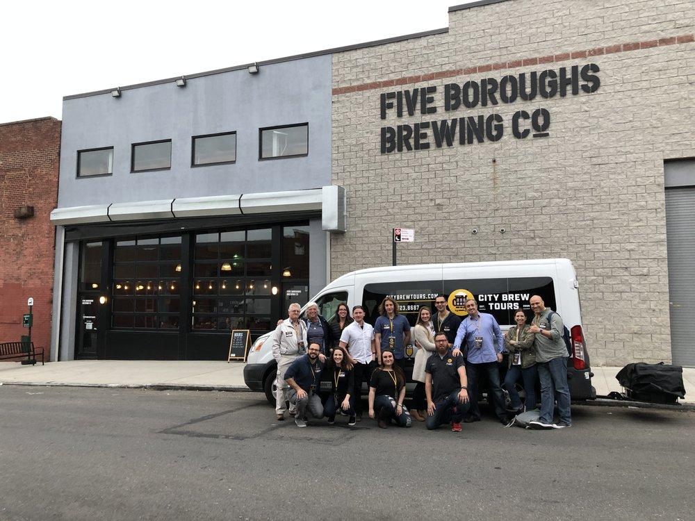 City Brew Tours NYC: New York, NY