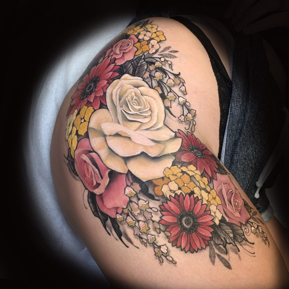 Family Tradition Tattoo: 857 Plz Ln, Mooresville, NC