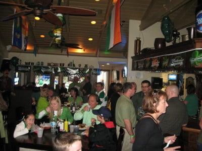 Mulligans irish pub tampa fl 33647