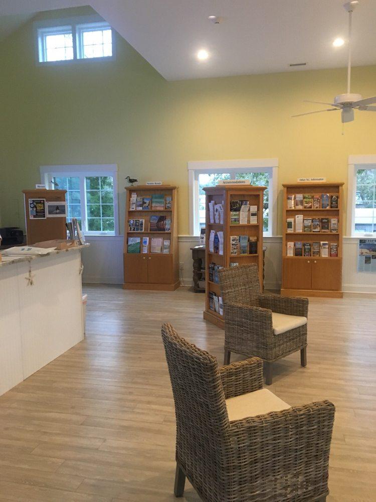 Crystal  Coast Welcome Center: 8401 Emerald Dr, Emerald Isle, NC