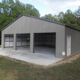 Mcguire s buildings 15 photos building supplies 1711 for Garage builders alabama