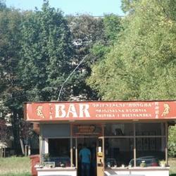 Bar Orientalny Hong Ha Chińska Os Kolorowe 9a Nowa