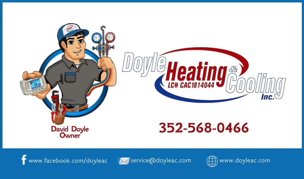 Doyle Heating and Cooling: Sumterville, FL