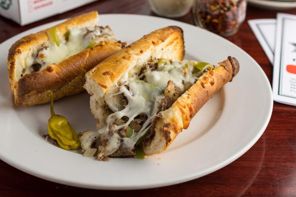 New York Pizza & Pasta: 1621 South Broadway, Tyler, TX