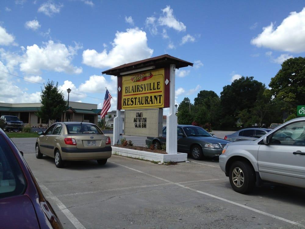 Blairsville Restaurant: 40 Earnest St, Blairsville, GA