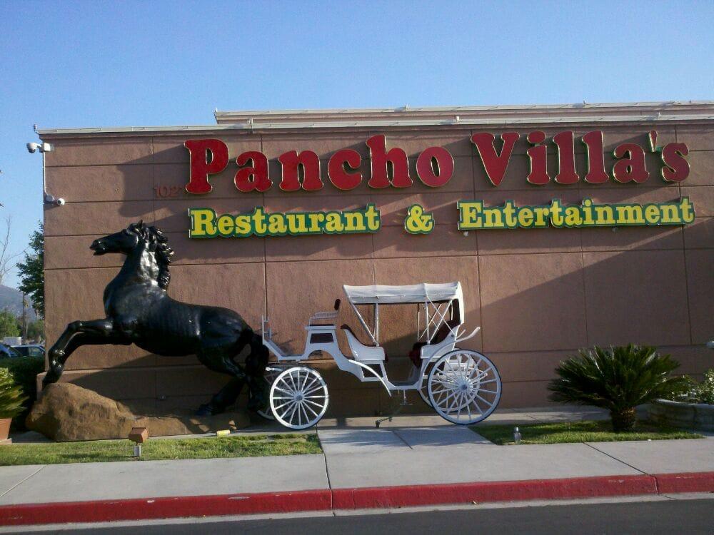 Pancho Villa Mexican Grill Fontana