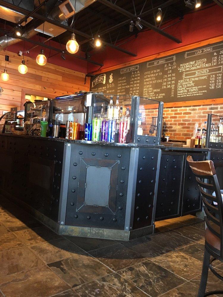 Java Jitters Espresso: 211 S Montana Ave, Casper, WY