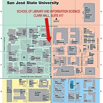 Sjsu School Of Information Colleges Universities 1