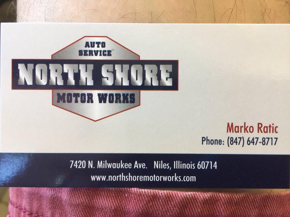 North shore motor works 26 avis r paration auto 7420 for North shore motor works