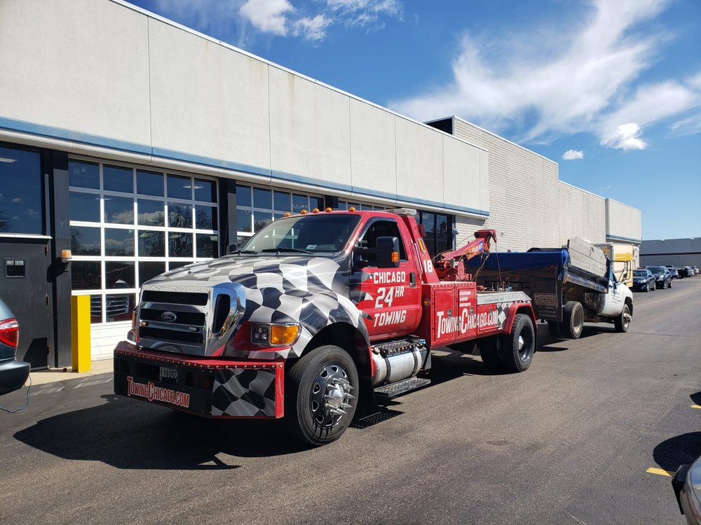 Towing business in Lincolnwood, IL