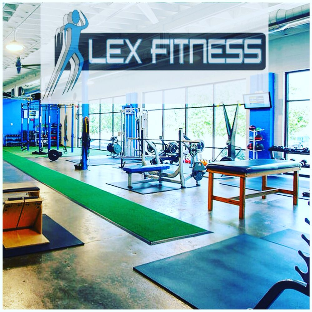 Lex Fitness: 332 North Ashland Ave, Lexington, KY