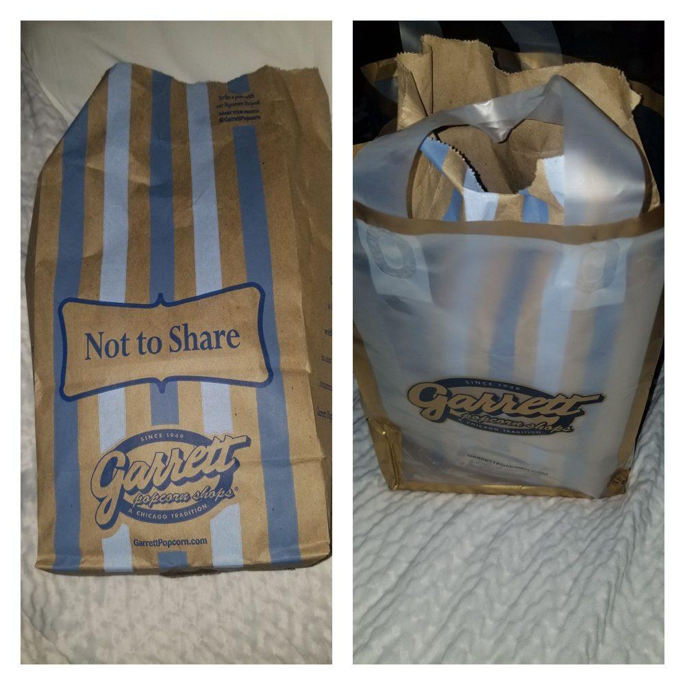 Garrett Popcorn Shops: 1100 South Hayes St, Arlington, VA