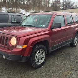 Photo of Hillview Motors - Greensburg, PA, United States. My new 2015 Jeep