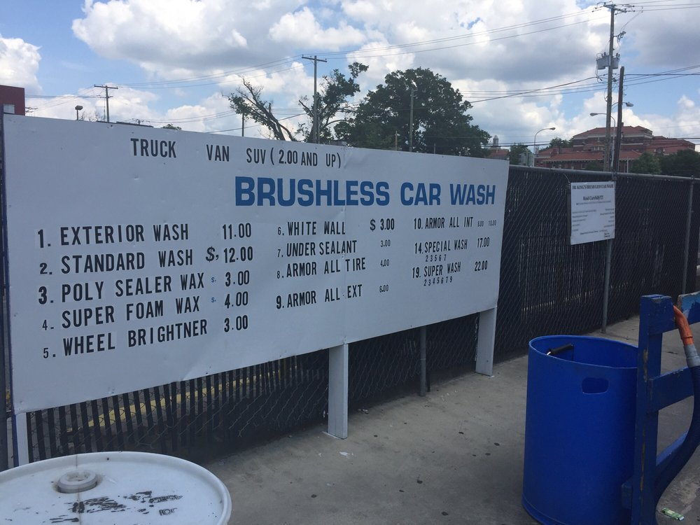 Dr Kings Brushless Carwash