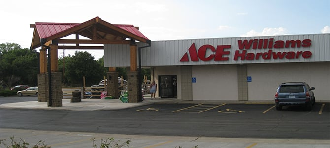 Williams ACE Hardware of Andover: 642 N Andover Rd, Andover, KS