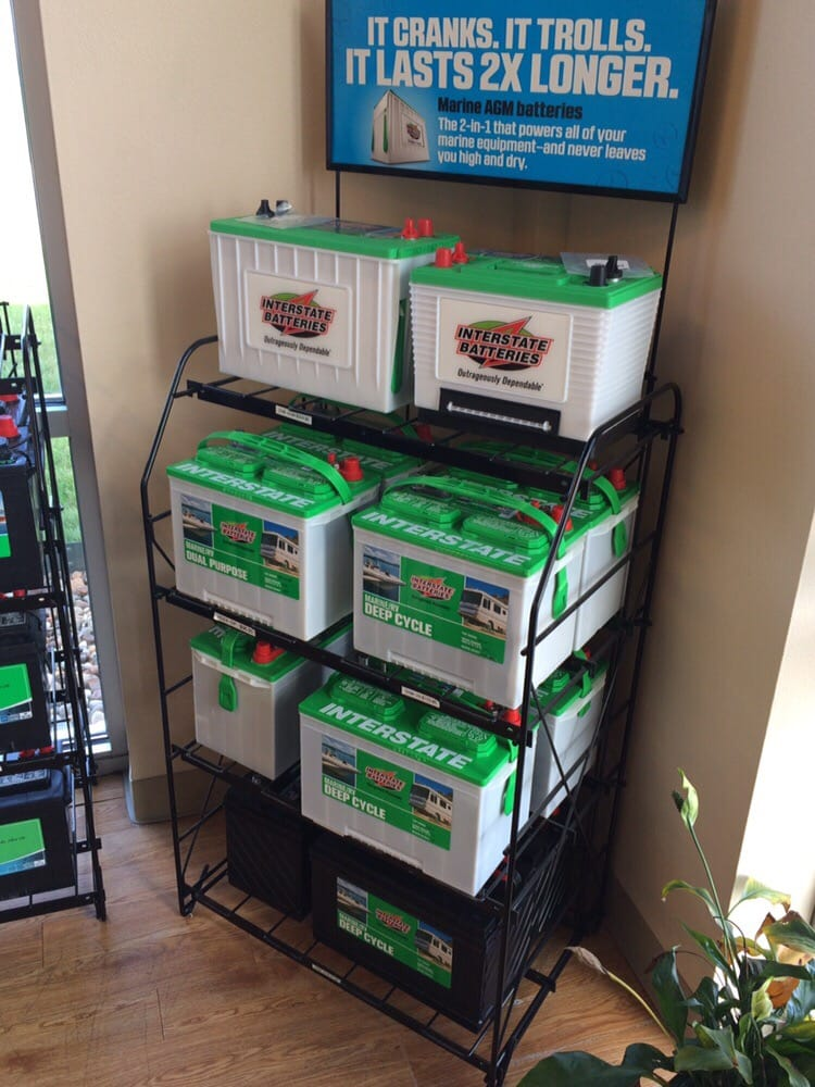 Interstate All Battery Center - Auto Parts & Supplies - 220