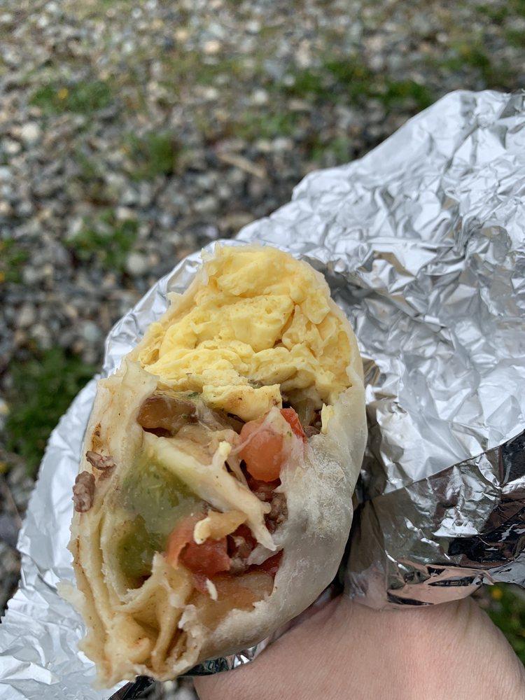 Burrito Express: 1252 S Cloverdale St, Seattle, WA