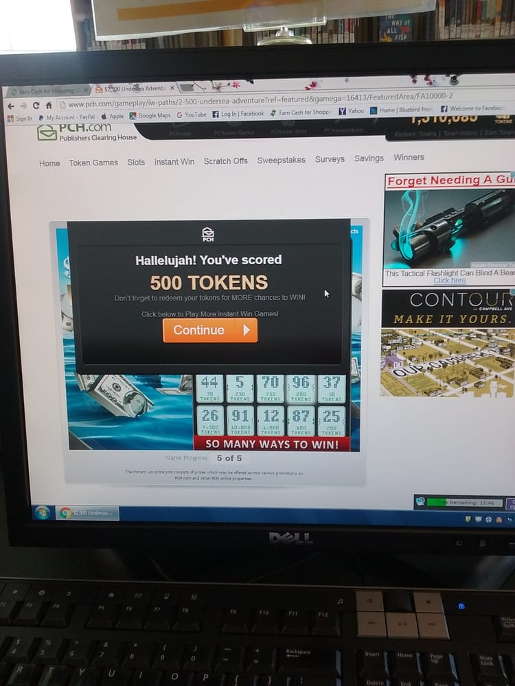 Pch Tokens