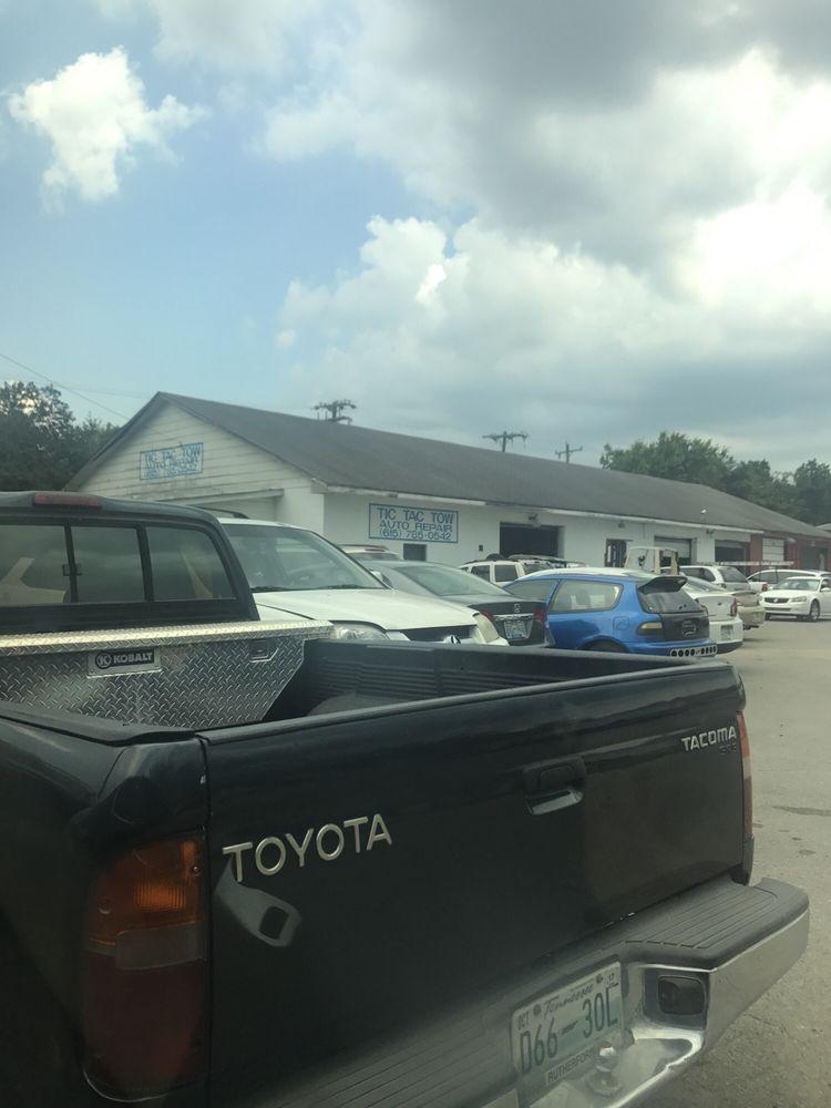 Tic Tac Toe Auto Repair: 5283 Nashville Hwy, La Vergne, TN