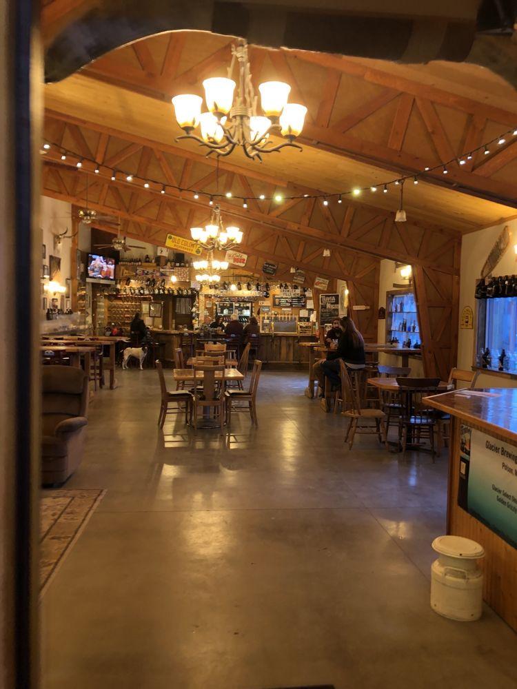 Glacier Brewing Company: 6 10th Ave E, Polson, MT