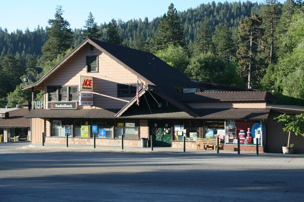 Lake Drive Hardware: 23895 Lake Drive, Crestline, CA