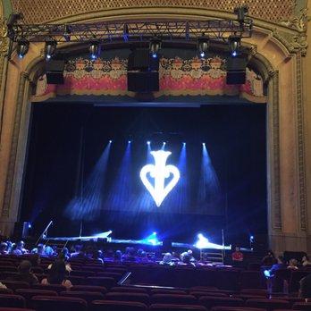 Photo Of Balboa Theatre San Go Ca United States Seats From Row