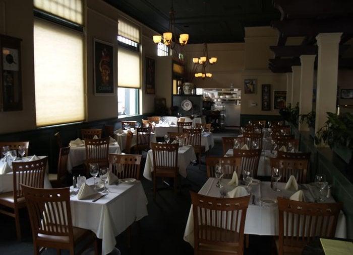 Valeriano S Restaurant CLOSED 52 Reviews Italian 160 W Main St Los G