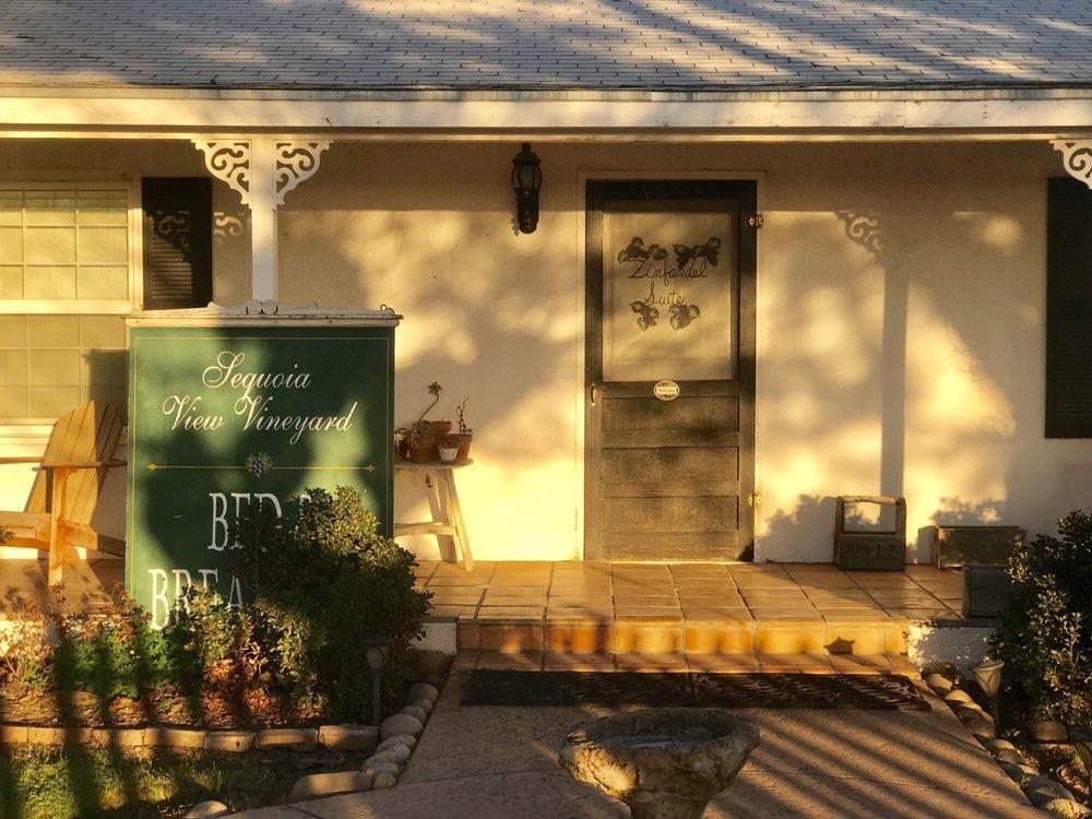 Cedar View Winery: 1384 S Frankwood Ave, Sanger, CA