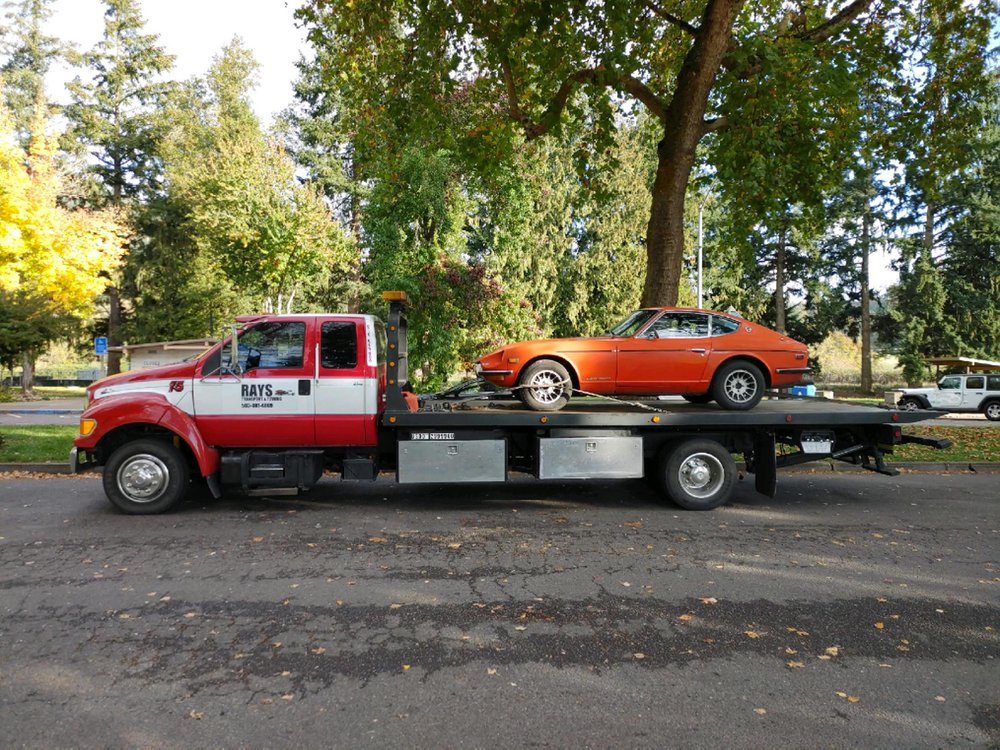 Rays Transport and Towing: Happy Valley, OR