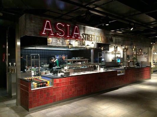 asia street cooking ltd takeaway fast food hugo eckener ring flughafen frankfurt. Black Bedroom Furniture Sets. Home Design Ideas