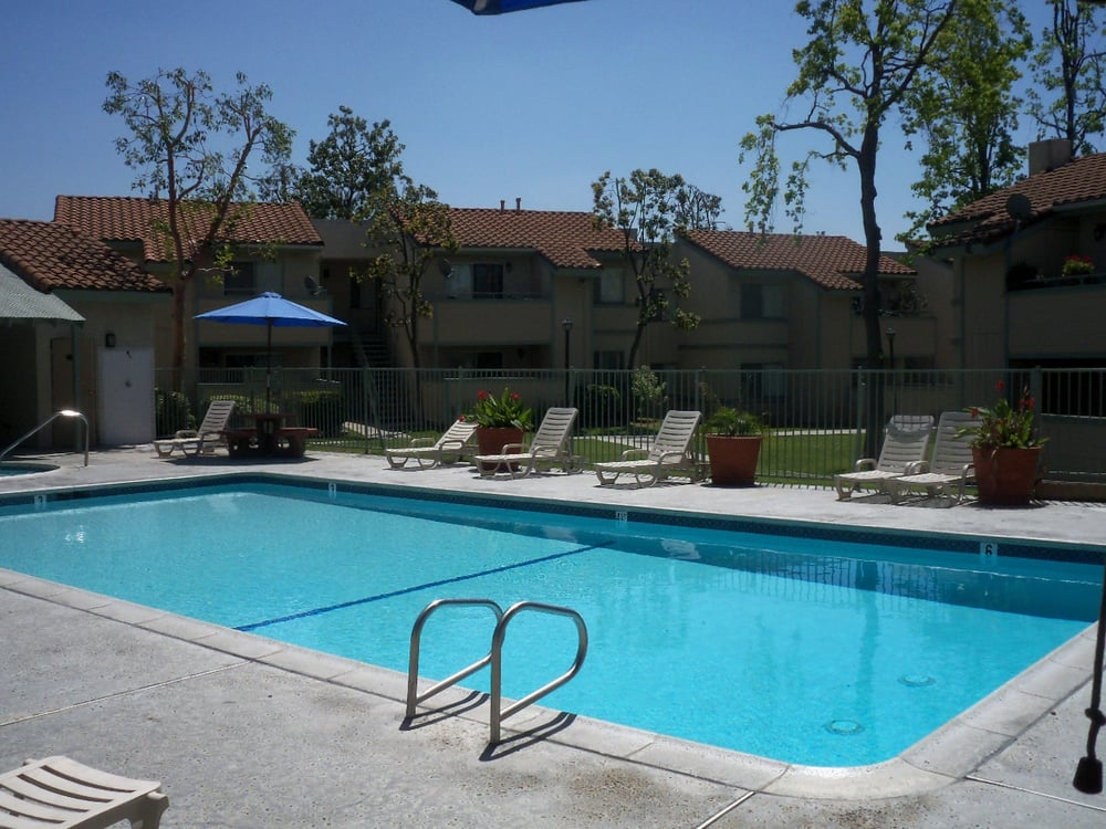 The Oaks Apartments Upland Ca