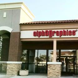 Photo of Alphagraphics - Gilbert, AZ, United States. The entrance.