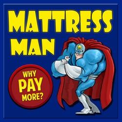 Mattress Man 37 s & 137 Reviews Mattresses 9308