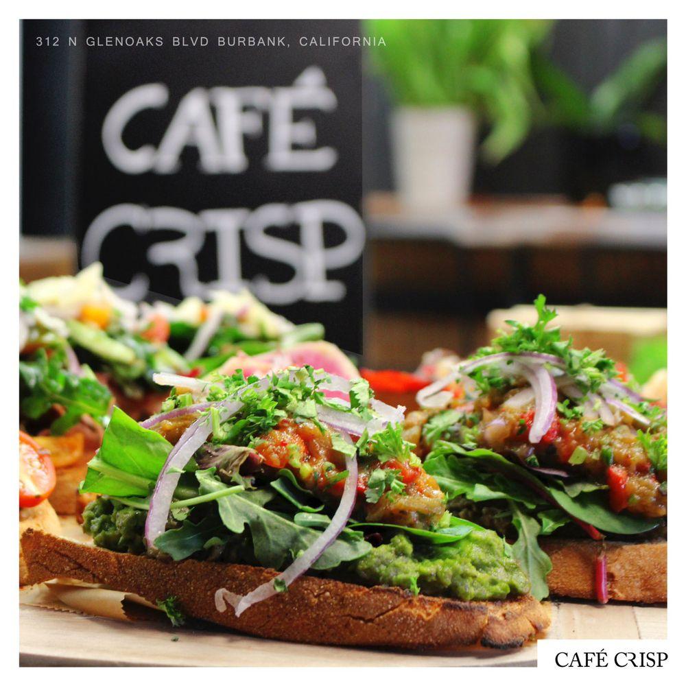 Cafe Crisp