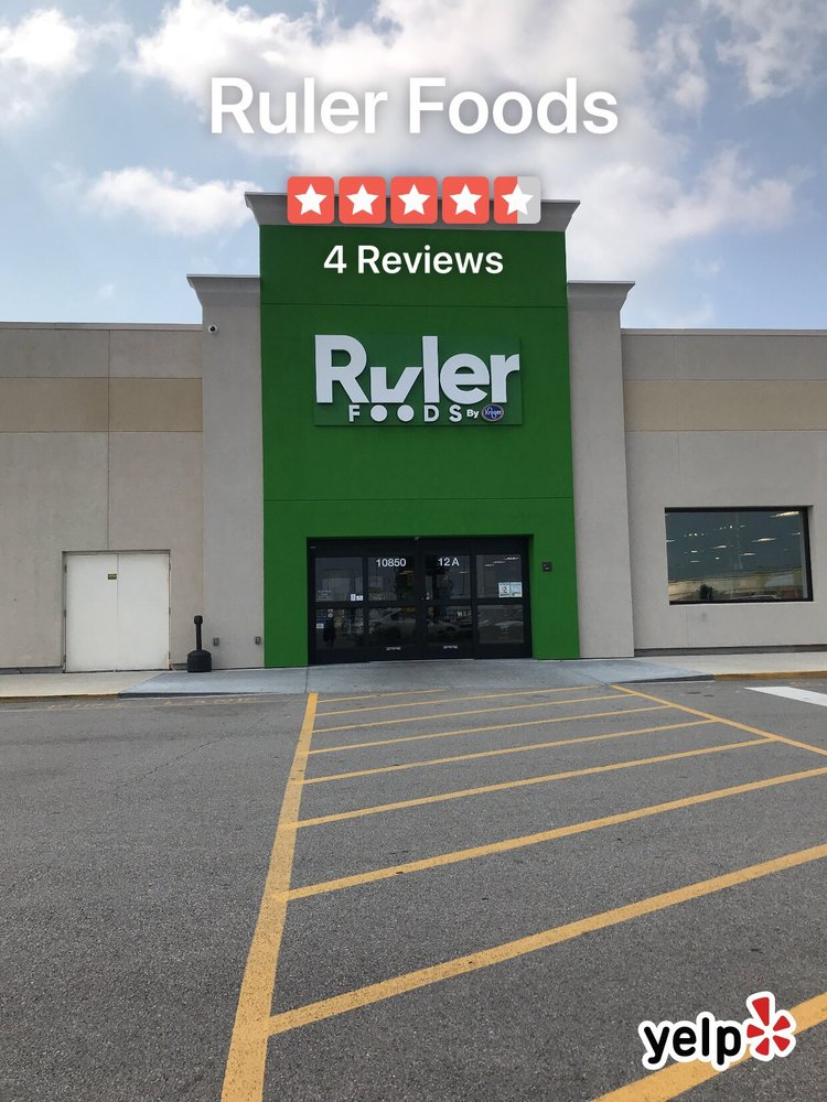 Ruler Foods: 10850 Lincoln Trl, Fairview Heights, IL