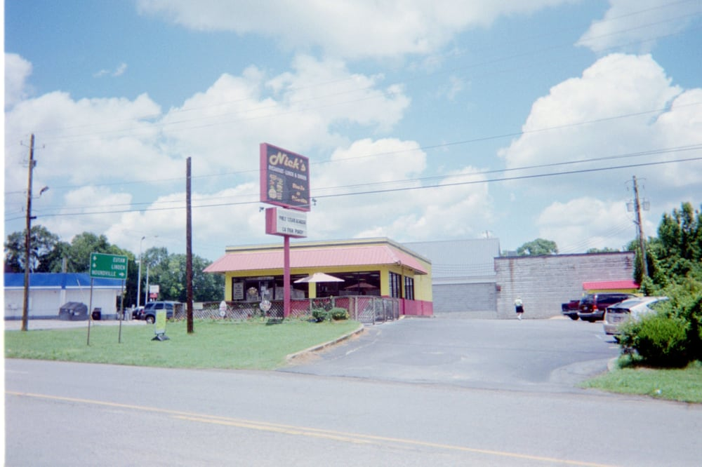 Nick's Crispy Chicken: 1310 State St, Greensboro, AL