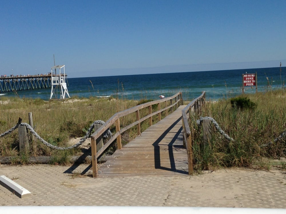 Hotels Near Fort Fisher Nc